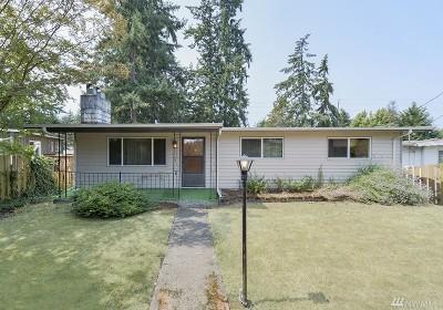 Pierce County Single Family Home For Sale: 1740 S Durango St