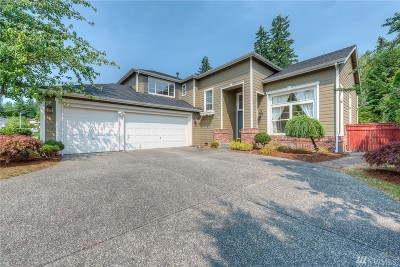 Everett Single Family Home For Sale: 14609 54th Ave SE