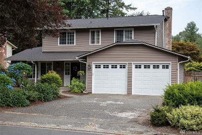 Kirkland Single Family Home For Sale: 13327 79th Place NE