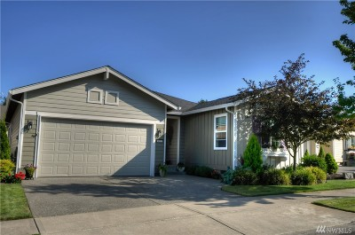 Lacey Single Family Home For Sale: 4732 Orcas Ct NE