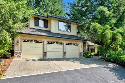 Sammamish Single Family Home For Sale: 26206 SE 31st St