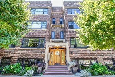 Condo/Townhouse For Sale: 525 16th Ave E #102