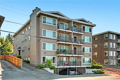 Condo/Townhouse Sold: 8534 Phinney Ave N #203