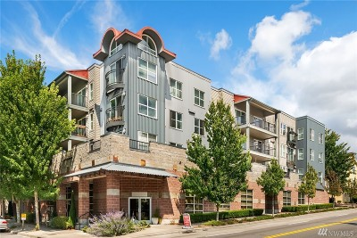 Condo/Townhouse Sold: 600 N 85th St #410