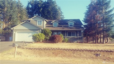 Rochester WA Single Family Home For Sale: $312,000