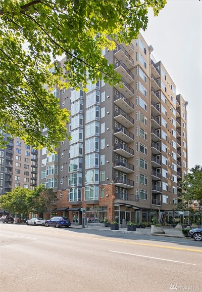 Seattle Condo/Townhouse For Sale: 2801 1st Ave #817