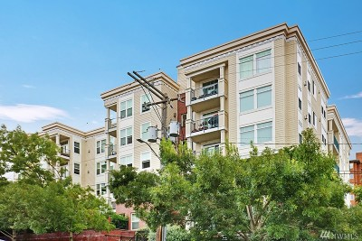 Condo/Townhouse Sold: 530 4th Ave W #209