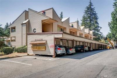 Bellevue Condo/Townhouse For Sale: 14636 NE 45th St #C5