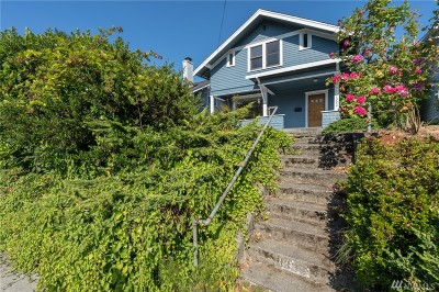 Single Family Home Contingent: 1322 Grant