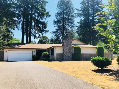 Spanaway Single Family Home For Sale: 18817 2nd Ave E
