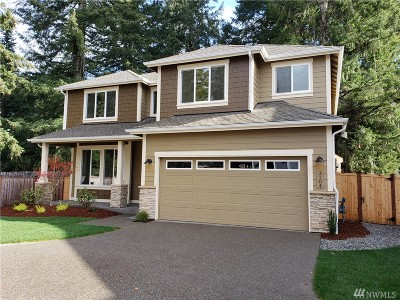 Tumwater Single Family Home For Sale: 3104 68th Ave SW