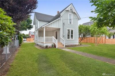 Sumner Single Family Home For Sale: 638 Elizabeth St