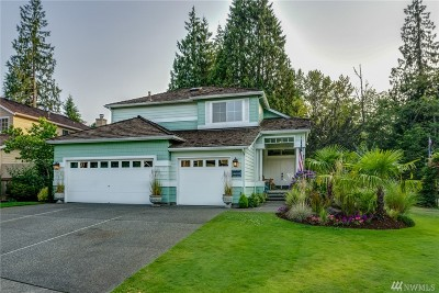 Snohomish Single Family Home For Sale: 15002 63rd Ave SE