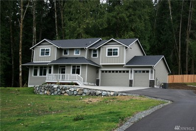 Snohomish Single Family Home For Sale: 16 N Carpenter Rd