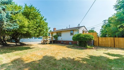 Renton Single Family Home For Sale: 16618 113th Ave SE