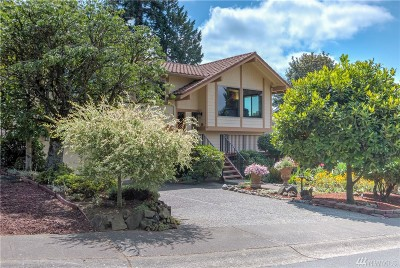 Kirkland Single Family Home For Sale: 11709 NE 75th Place