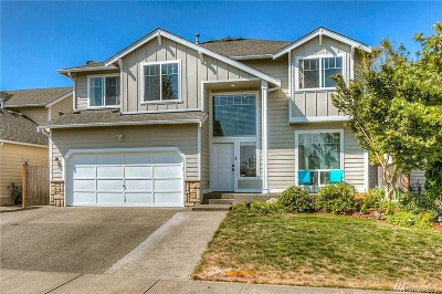 Maple Valley Single Family Home For Sale: 21222 SE 273rd Place