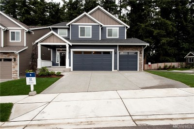 Puyallup Single Family Home For Sale: 10626 130th St E