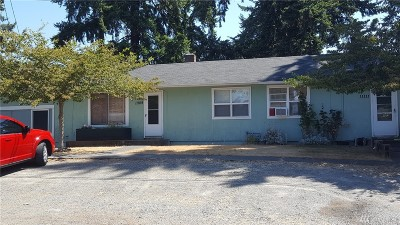 Lakewood Multi Family Home For Sale: 11109 Kline St SW