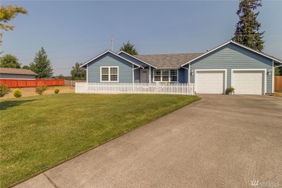 Tenino Single Family Home For Sale: 1040 Frog Hollow Lane SW