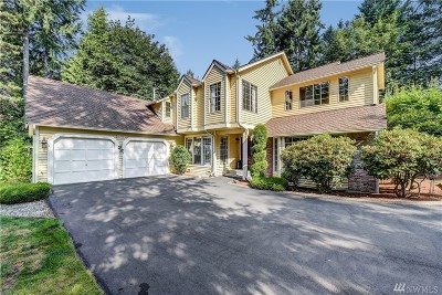 Woodinville Single Family Home For Sale: 16730 137th St