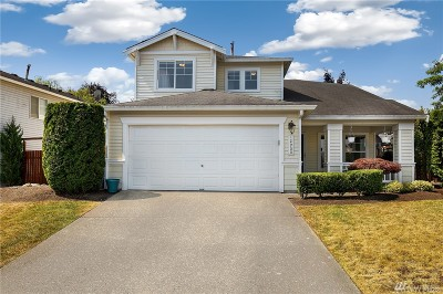 Snohomish Single Family Home For Sale: 12900 64th Dr SE