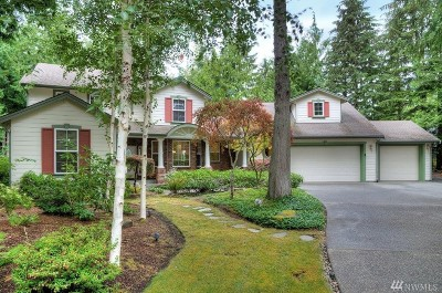 Port Ludlow Single Family Home For Sale: 532 Woodridge Dr
