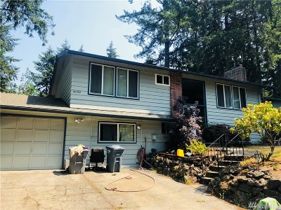 University Place Single Family Home For Sale: 4529 62nd Ave NW