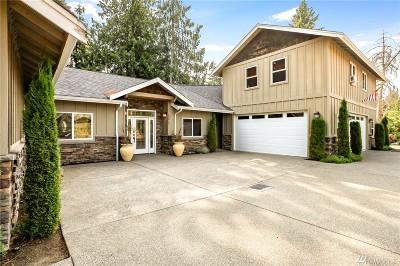 Bonney Lake Single Family Home For Sale: 20813 60th St E