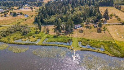 Anacortes Single Family Home For Sale: 5817 S Campbell Lake Rd