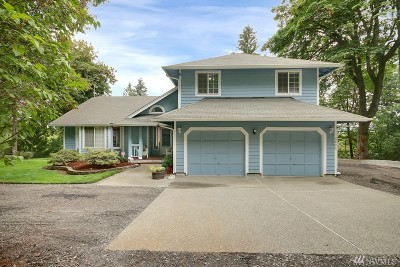 Puyallup Single Family Home For Sale: 3702 E Pioneer Ave