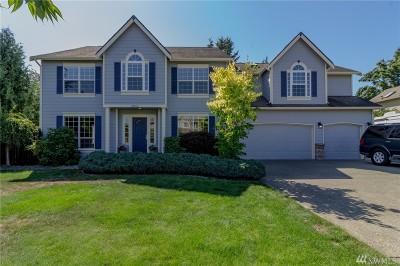 Buckley Single Family Home For Sale: 10822 238th Av Ct E