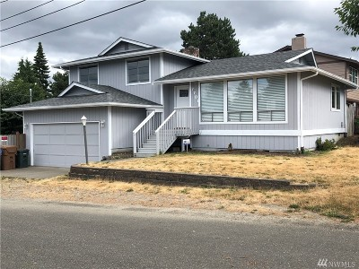 Tacoma Single Family Home For Sale: 7701 S 'l' St