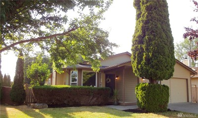 Tacoma Single Family Home For Sale: 9316 S M St