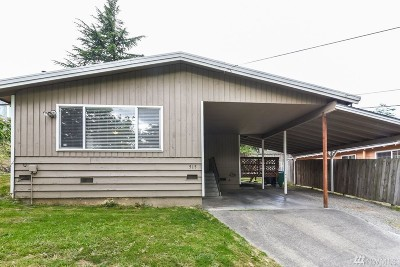 Renton Single Family Home For Sale: 515 Lind Ave NW