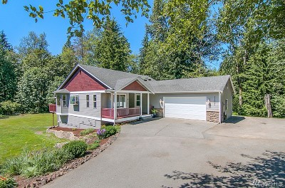 Snohomish Single Family Home For Sale: 11802 Ingraham Rd