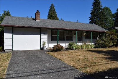 Lacey Single Family Home For Sale: 1614 Gemini St SE