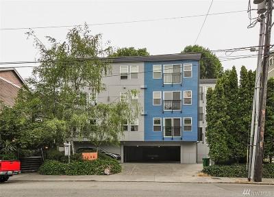 Condo/Townhouse For Sale: 1122 10th Ave E #102