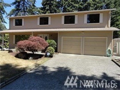 Federal Way Single Family Home For Sale: 29304 13 Ave S