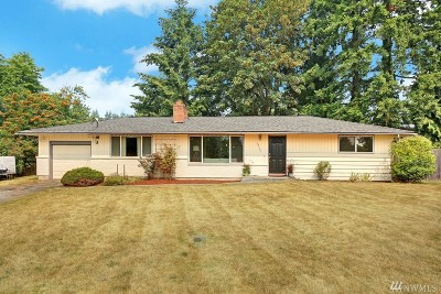 Edmonds Single Family Home For Sale: 22104 77th Ave W