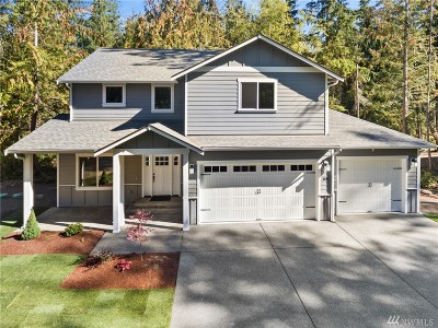 Silverdale Single Family Home For Sale: 8014 NW Lawstad Place
