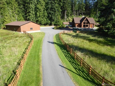 Anacortes Single Family Home For Sale: 12057 Havekost Rd