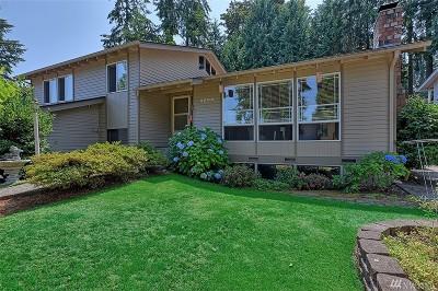 Kirkland Single Family Home For Sale: 9209 NE 142nd Wy