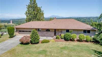 Snohomish Single Family Home For Sale: 6231 North Ridge Dr