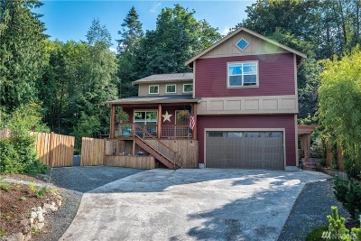 Bellingham Single Family Home Sold: 1361 S Parkstone Ct