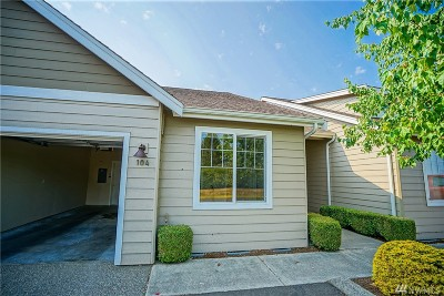 Lynden Condo/Townhouse For Sale: 959 Aaron Dr #E104