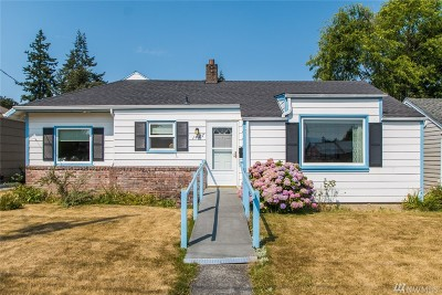 Mount Vernon Single Family Home For Sale: 1427 S 12th St