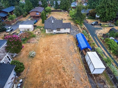 Shoreline Single Family Home For Sale: 18032 5th Ave NE