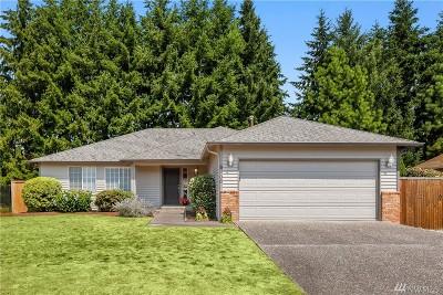 Kirkland Single Family Home For Sale: 8406 NE 129th Place