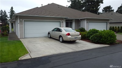 Tacoma Condo/Townhouse For Sale: 1704 135th St E